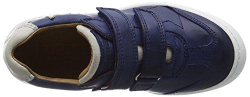Bisgaard Velcro Shoes - Zapatillas Unisex Niños Azul (20 Blau)