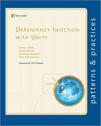 Dependency Injection with Unity (Microsoft patterns & practices)