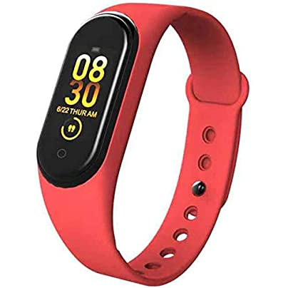 DMMDHR Newest Smart Band Waterproof Fitness Tracker Smart Bracelet Blood Pressure Heart Rate Monitor Wristband Estimated Price £62.00 -