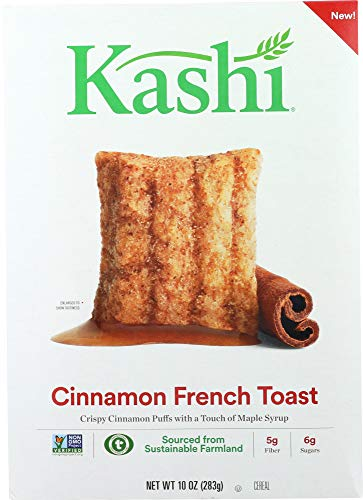 Kashi (NOT A CASE) Cinnamon French Toast Cereal