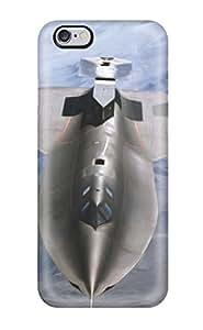 Defender Case For Iphone 6 Plus, Sr71 Blackbird Pattern