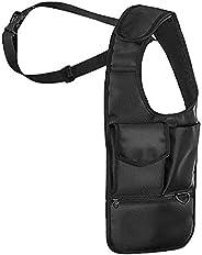BlueStraw Nylon Anti-Thief Hidden Underarm Shoulder Bag Shoulder Wallet Concealed Pack, Multi-Purpose Men/Wome