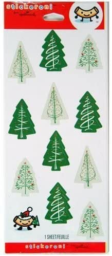 Christmas Tree 1 Sheet Sticker