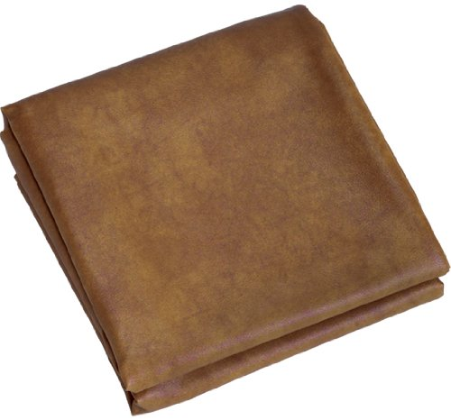 l Fitted Heavy Duty Naugahyde Pool Table Cover for 9-Feet Table, Tan ()