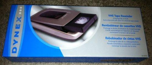 DYNEX VHS Tape Rewinder
