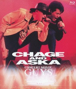 CHAGE&ASKA/CONCERT MOVIE GUYS