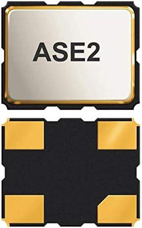 Pack of 50 Standard Clock Oscillators 2.5V 4.000 MHz Mini CER SMD OSC ASE2-4.000MHZ-L-C-T
