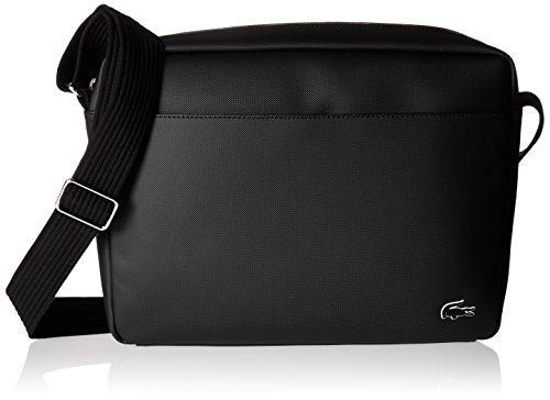 Lacoste Men's Airline Bag, Black