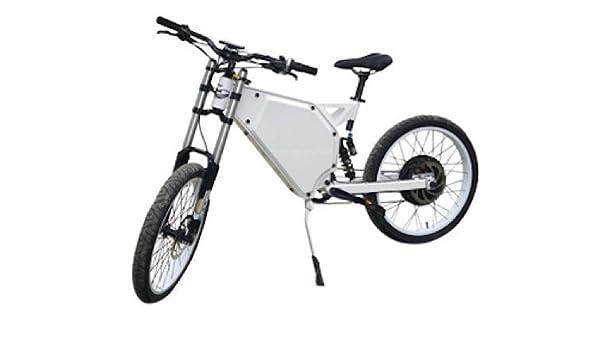 Enduro Stealth Bomber tipo 8000 W bicicleta eléctrica ebike ...