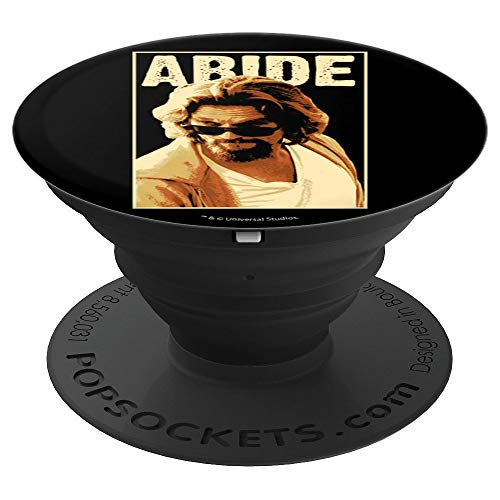 Big Lebowski Abide Sunglasses Stare - PopSockets Grip and Stand for Phones and ()