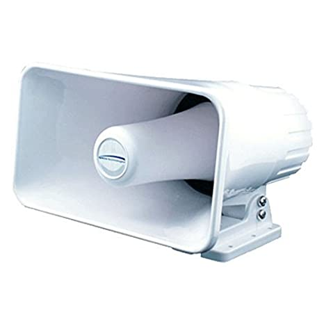 Amazon.com: Newmar pa-30 Hailer bocina 30 W 8 Ohm: Sports ...