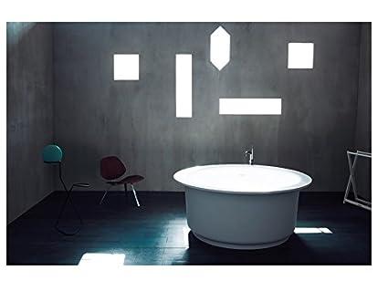 Vasca Da Bagno Agape Prezzi : Vasca da bagno agape in out vasca da bagno avas1042z: amazon.it
