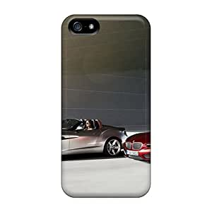 WAWOCASE Case Cover Protector Specially Made For Iphone 5/5s Bmw Zagato Roadster Auto Hd 14