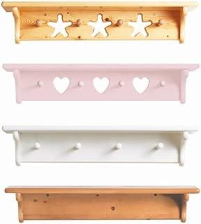 product image for Little Colorado Peg Shelf, Blue/Star