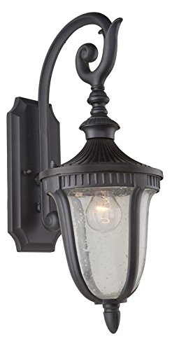 Graphite Finish Chandeliers (Artcraft Lighting Palermo Outdoor Wall Sconce,)