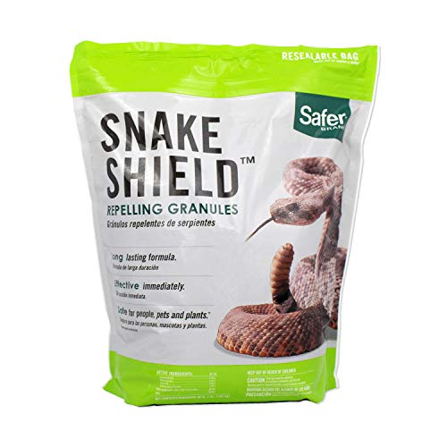 Safer Brand 5951 Shield Snake Repellent Granular - 4 LB ()