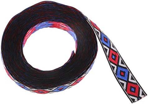 3ヤード 手芸用リボン 刺繍テープ 刺繍レースリボン 縫製装飾 ミシン クラフト 手芸用品 DIY服