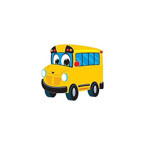 TREND enterprises, Inc. Bus Mini Accents, 36 ct