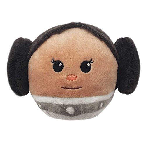 Hallmark Princess Leia Starwars Fluffballs Fluffball Christmas (Princess Leia Empire Strikes Back Costume)