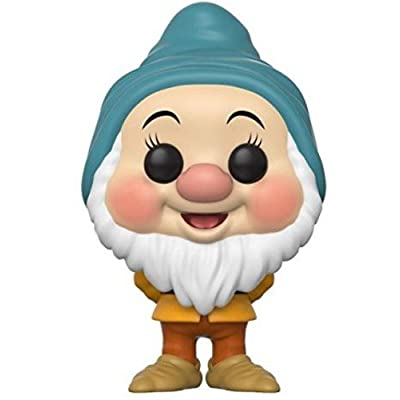 Funko Pop Disney: Snow White - Bashful Collectible Vinyl Figure: Funko Pop! Disney:: Toys & Games