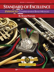 PW21CLB - Standard of Excellence Enhanced Book 1 - Bass Clarinet