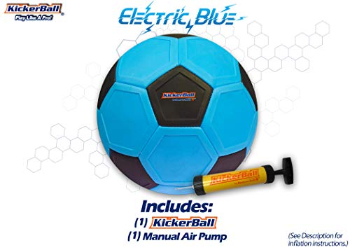 NEW Swerve KickerBall Size 4 Outdoor Fun Football Soccer Birthday Gift AU Stock
