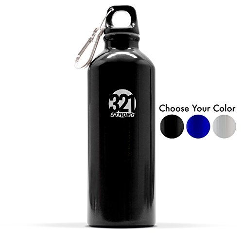 fluid ounce Aluminum Sports Bottle