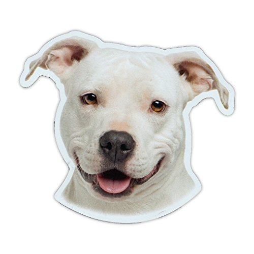 Refrigerator Magnet - American Staffordshire Terrier (Pit Bull) - 4.75