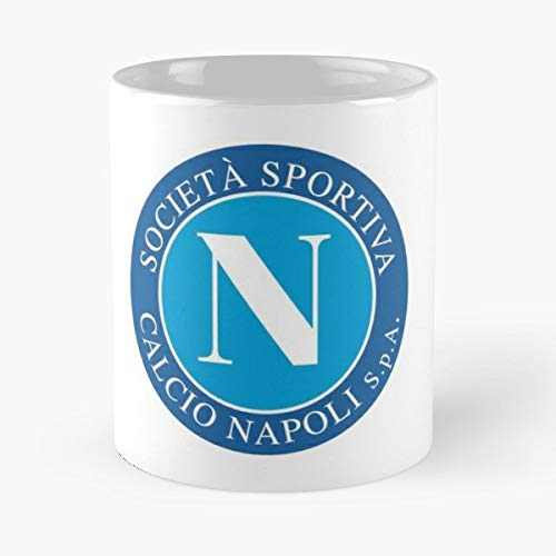 Napoli Italy Italian Football 11 Oz Coffee Mugs Best Gift For Father Day