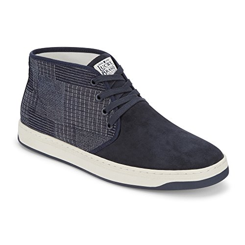 Lucky Brand Mens Payne Leather Hightop Sneaker Shoe by Lucky Brand