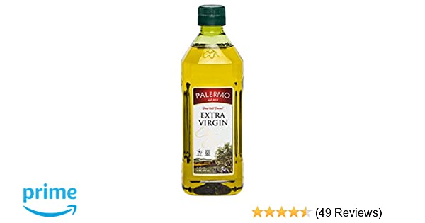 Palermo First Cold Pressed Extra Virgin Olive Oil, 16 oz