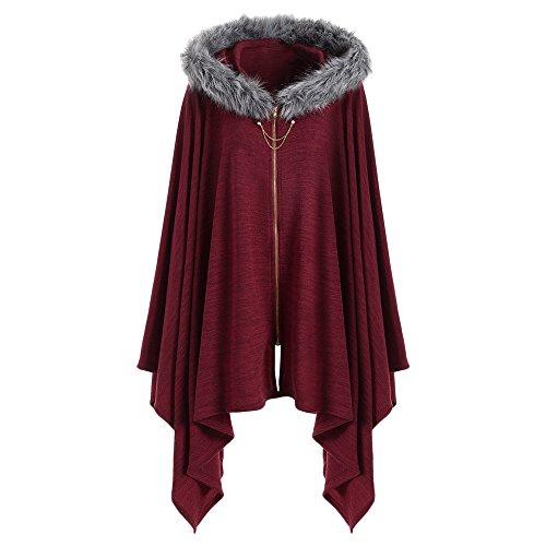 Hooded Wrap Jacket - 5