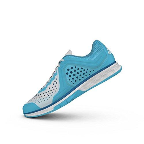 Pour Adidas Femme Chaussures 3 7 Counterblast Blanc 43 Eu Handball bleu Adizero De 1 4FqAFwYr