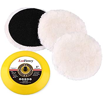 Back To Search Resultstools Learned 3pcs Car Polishing Sponge Pads Waxing Buffing Pad Foam Kit Set For Car Polisher Buffer Sander Polishing Waxing Sealing Glaze Carefully Selected Materials