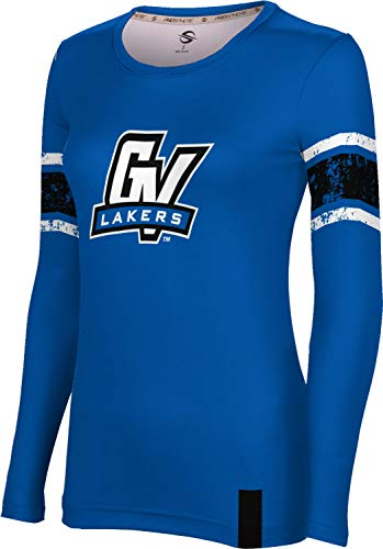 ProSphere Grand Valley State University Women's Long Sleeve Tee - End Zone FF44
