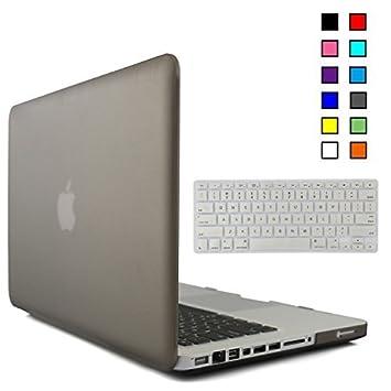- iBenzer 2-en-1 colores Multi soft-touch plástico carcasa y teclado para Macbook Pro 33 ...