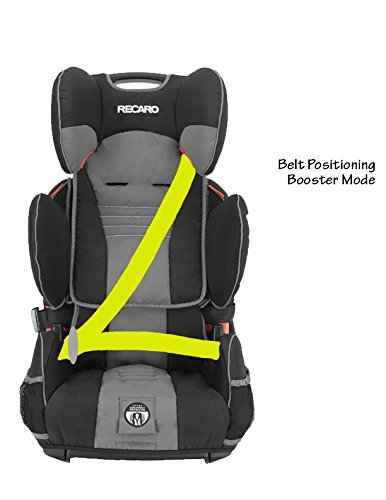 Recaro Performance Sport >> Recaro Performance Sport Combination Harness To Booster Rose Baby