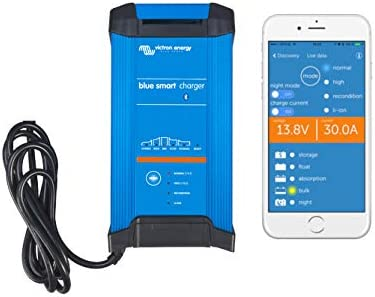230V BPC241242022 Victron Energy Blue Smart IP22 Charger 24//12 1