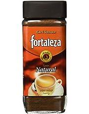 Café Fortaleza Café Soluble Frasco Natural - 200 gr - [Pack de 3]