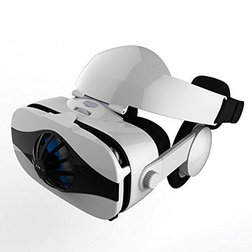 Prament Fiit VR 5Fヘッドセットファンバーチャルリアリティ3Dメガネボックス4.0-6.4インチスマートフォン用 COD   B07K5M42LD