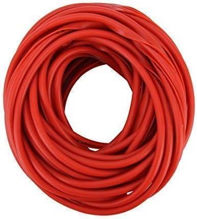 Resistente Alle Intemperie Veicoli Paraspigoli Portiera 5m Rosso per Auto Profilo a U Altamente Flessibile Tagliabile Autoadesiva