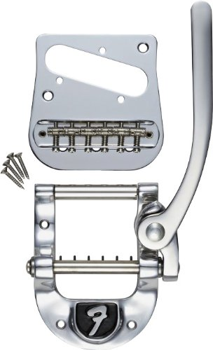 Clayton 086-8013-004 Bigsby Tail Piece Kit Custom Fender S ()