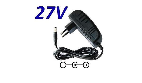 CARGADOR ESP ® Cargador Corriente 27V Reemplazo Aspirador ...