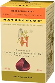 Naturcolor 8M Cayenne Red Hair Dyes, 4 Ounce