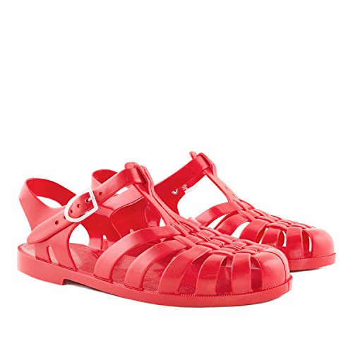 13 Sandals EU Red UK Andres 48 5 AM188 to Plastic Large sizes Water Small amp; Medium 0 UNISEX Machado 32 to AZwaX