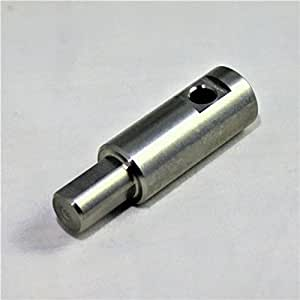 Vendetta Precision Ice Auger Adapter - Stainless Steel - Strikemaster/Mora/Lazer/Eskimo