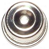 Hard-to-Find Fastener 014973137359 Hub Cap Push Nut, 5/16 Chrome, Piece-10