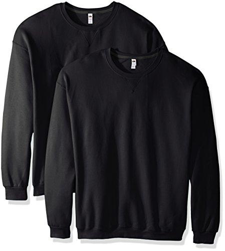 2 Black Sweatshirt - 7
