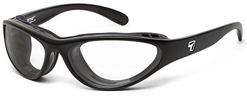 b55b80497c 7eye by Panoptx Viento Frame Sunglasses with Clear Lenses