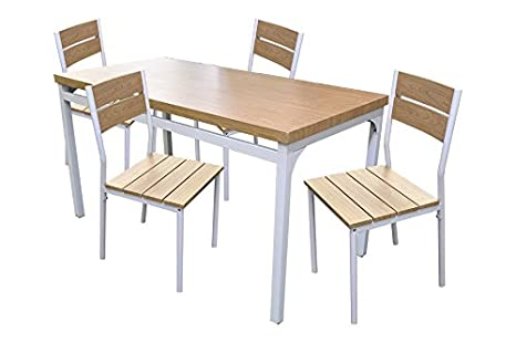 Coveri set tavolo 4 sedie da giardino esterno terrazzo tavolo